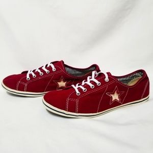 CONVERSE ONE STAR CHUCK TAYLOR DAINTY OXWOMANS